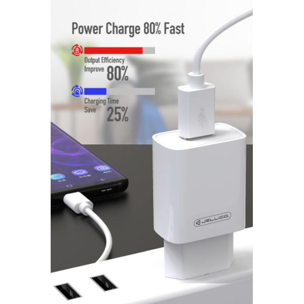Chargeur compatible Type C